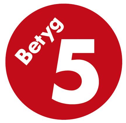 Betyg Fem
