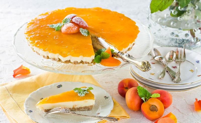 aprikoscheesecake