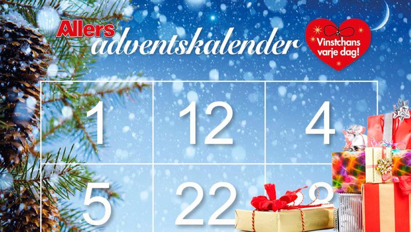Allers Adventskalender 2015
