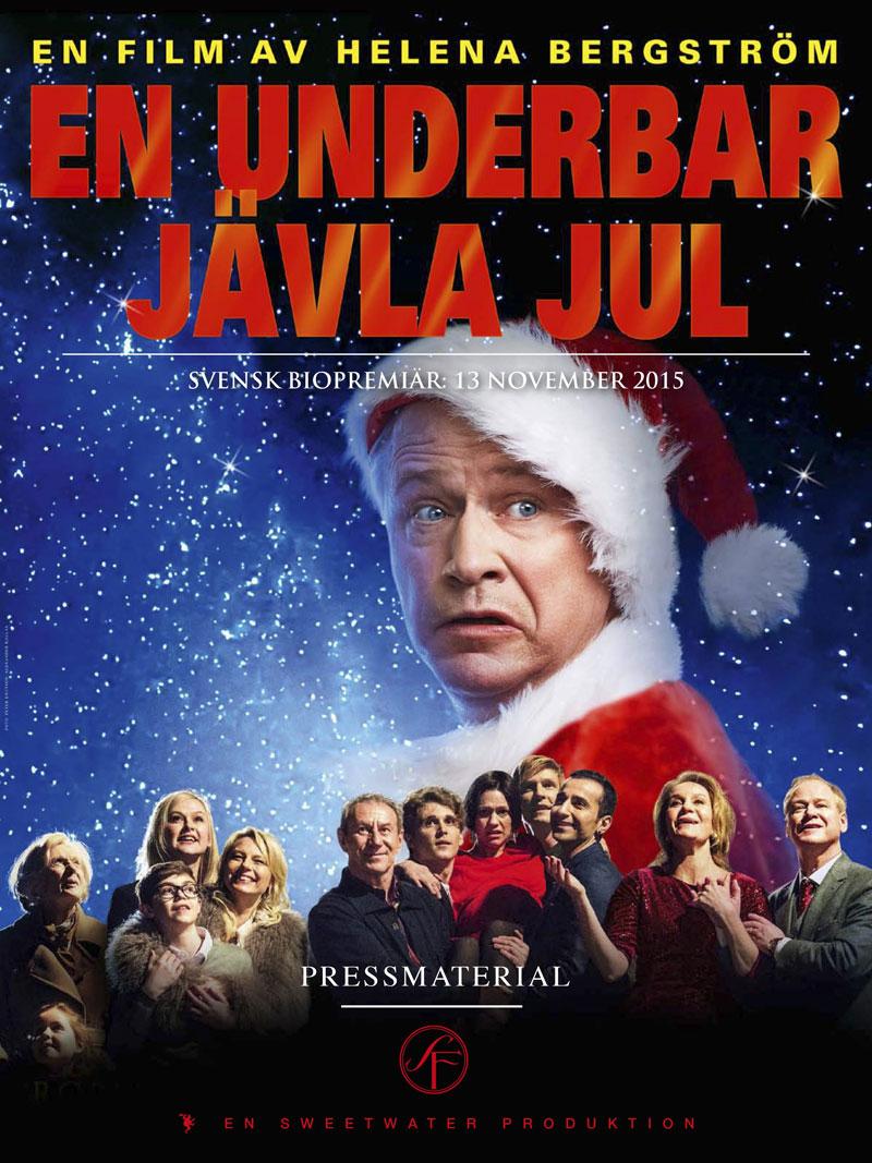 Helena-Bergström En underbar jävla jul