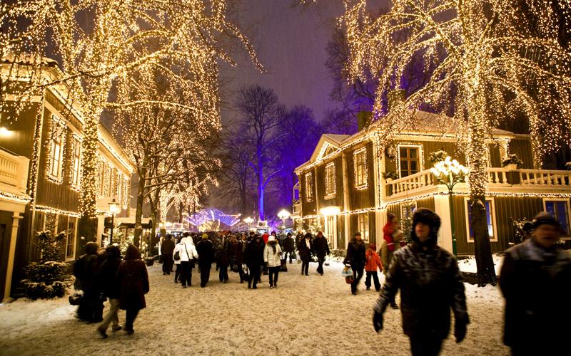 Julmarknad-Liseberg