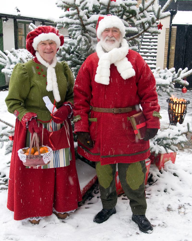 Julmarknad-Thomanders