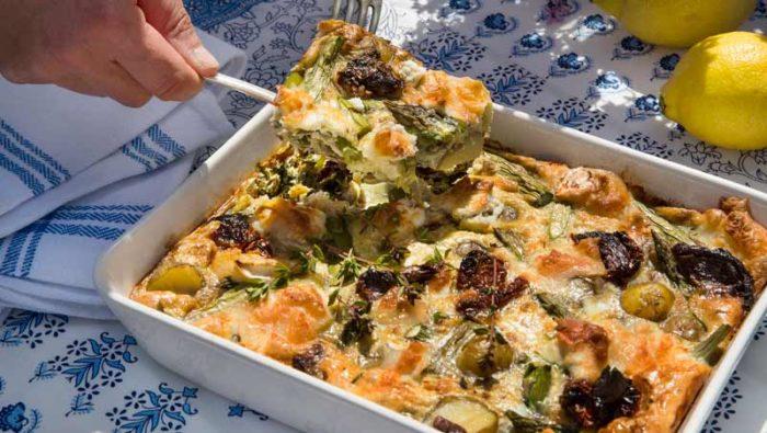 frittata-med-potatis,-senap-och-sparris-recept