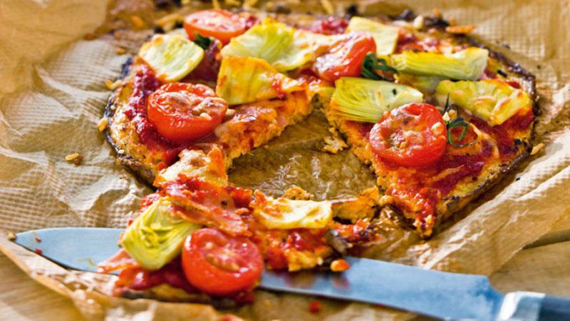 blomkålspizza recept