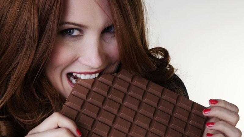 choklad hälsofördelar