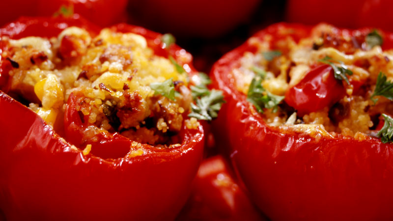 veckans vegetariska recept