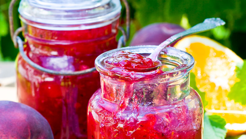 röda vinbär recept