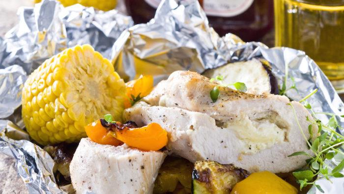 Kyckling fylld med ost recept