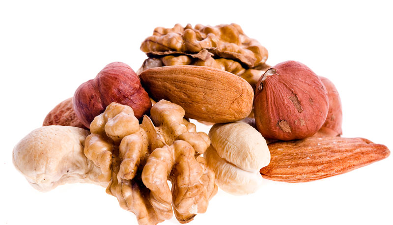 är nötter nyttigt eller onyttigt?