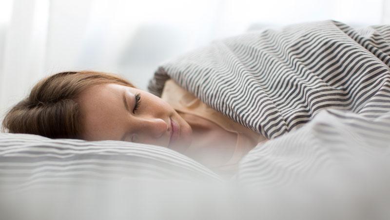 hur somnar man lättare?