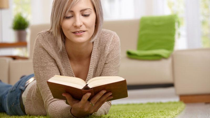 varför är det bra att läsa böcker?