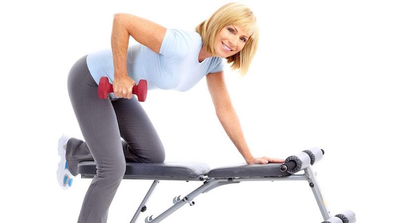 träna efter din ålder