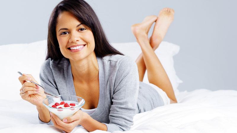 Yoghurt kan hjälpa till att stärka ditt immunförsvar!