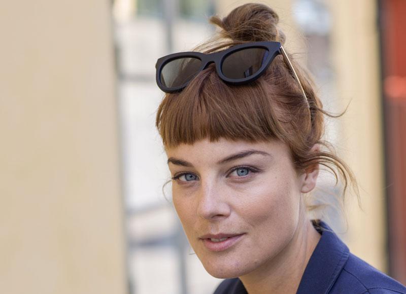 Ida har även spelat i Bron och provspelat för två Bond-filmer.