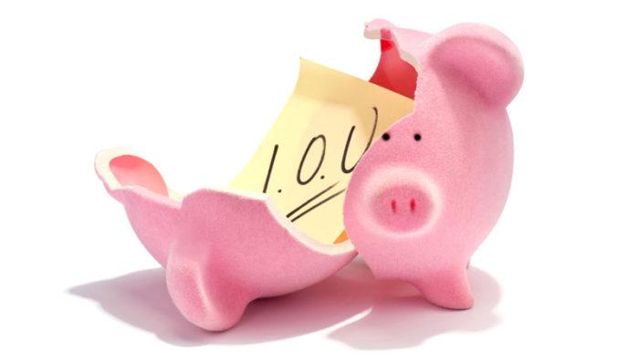 Har din partner gjort ett ekonomisk misstag? Tänk dig för innan du avslöjar alla detaljer för utomstående. Bild: IBL Bildbyrå