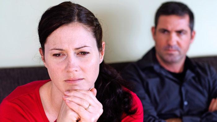 Psykisk misshandel i äktenskap