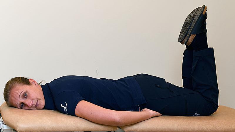 artros höft gymnastik