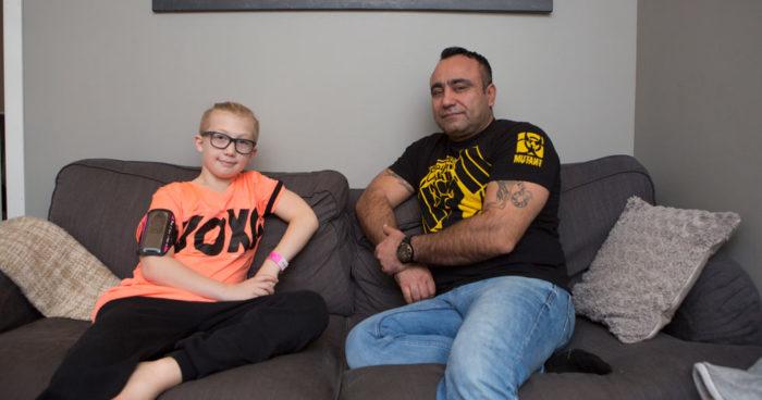 Diabetessjuke-Hugo-fick-livsviktig-hjalp-av-Ari