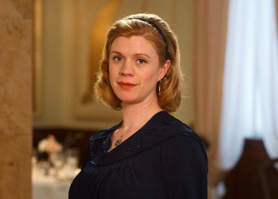 Astrid Löwander (Caroline Söderström) . vår tid är nu svt