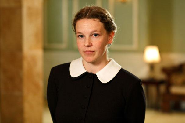 Maggan Jonsson (Josefin Neldén). vår tid är nu svt