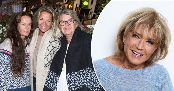 Lill-Babs dotter Monica Svensson har valt ett liv i det dolda.