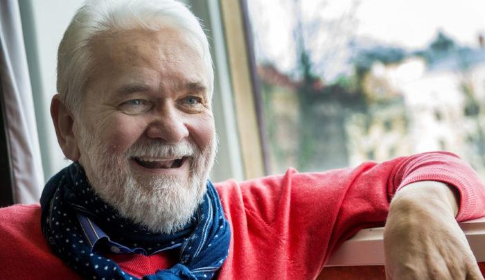 Hasse Andersson bor sedan många år tillbaka i Grevie i Båstad kommun i Skåne. Bild: IBL