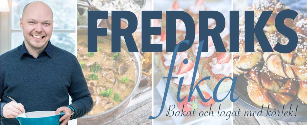 Fredriks fika.