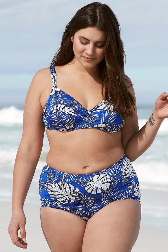 snygga bikini stora storlekar