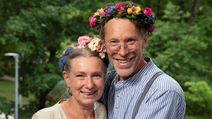"""Marie och Gustav Mandelmann gästar """"sommar i P1"""""""
