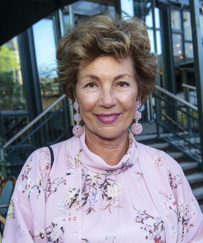 Amelia Adamo på Mammagalan i Stockholm 2018-05-27.