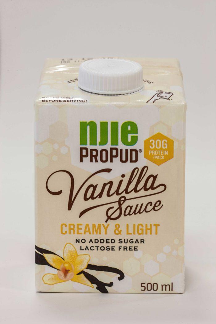 Njie vaniljsås