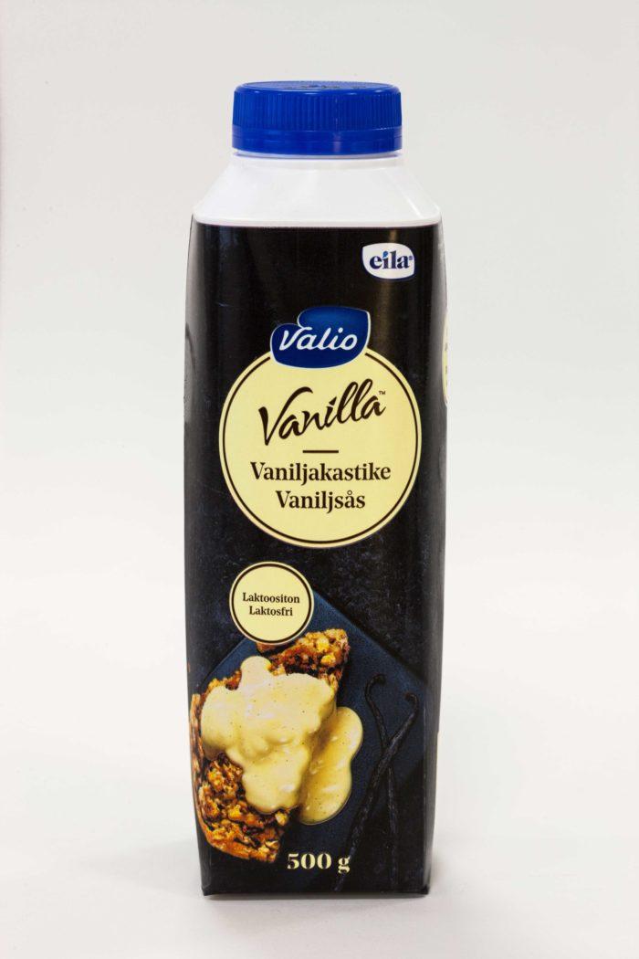 Valio vaniljsås