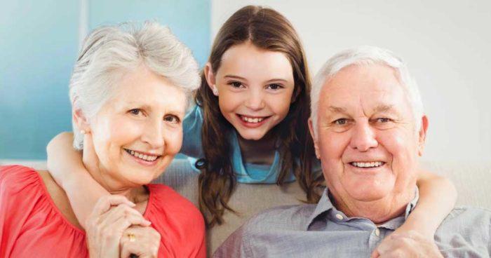Margit: Vårt bonusbarnbarn satter guldkant på tillvaron