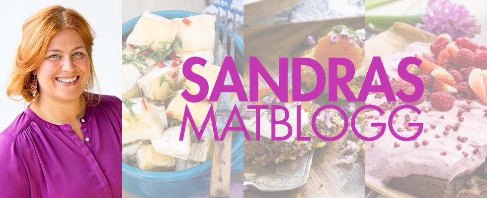 bild på Sandras Matblogg