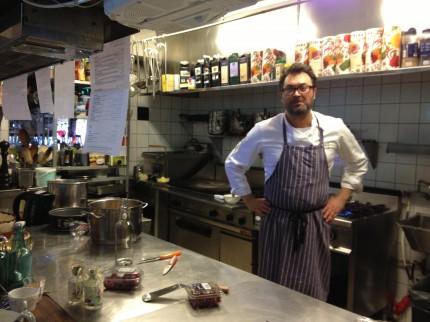 Miki i köket vi lånade, midsommarplåtning 2013, Allers