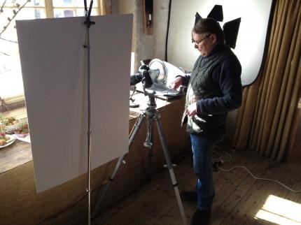 Fotograf Ralph Månsson, midsommarplåtning 2013, Allers