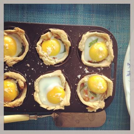 Perfekta påskfrukosten till många!