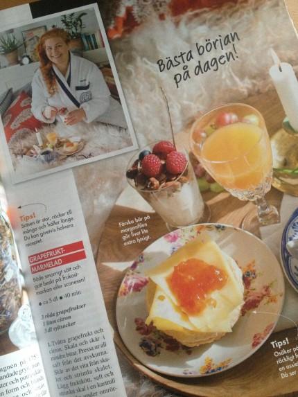 Lyxiga frukosttips i nr 2!