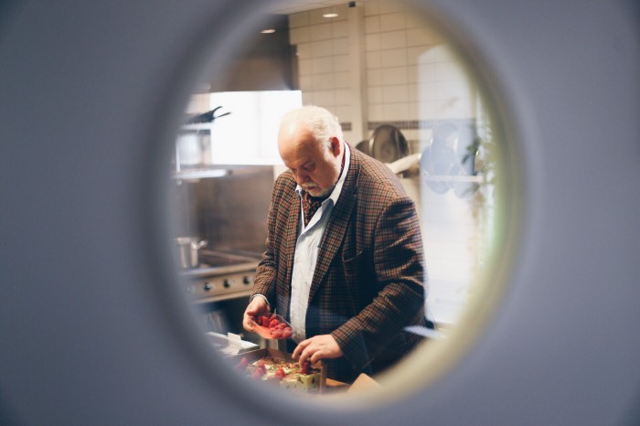 The man him self: Jan Hedh! Bild Cimon Lundberg