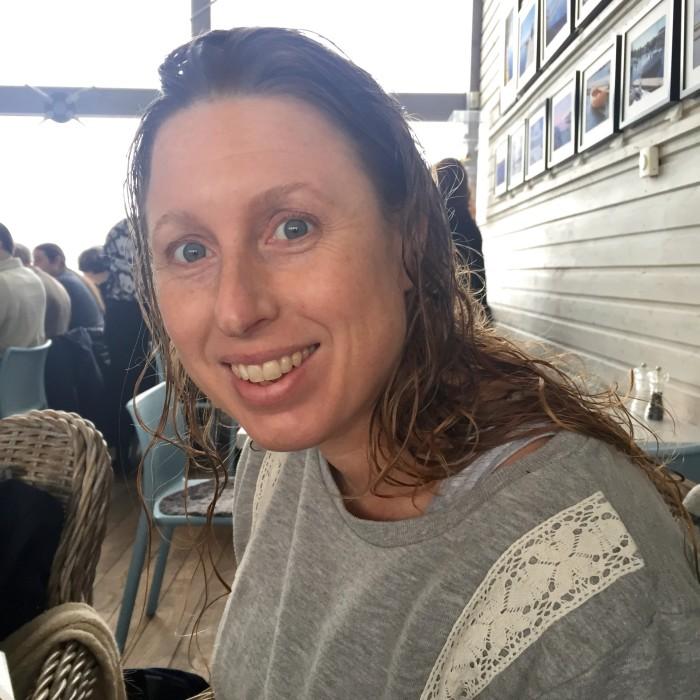 Min kompis Cissi var också med. Du vet hon som kitesurfar och lurade iväg mig på en kiteresa till Dahkla.