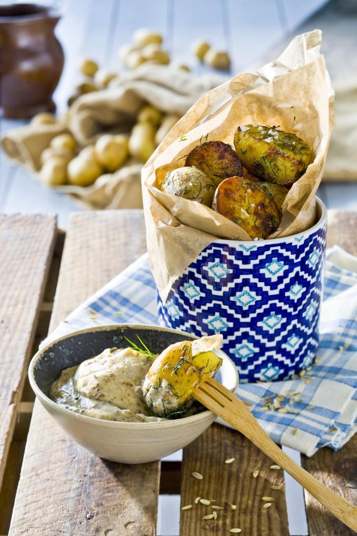 Med denna fina potatisrätt vill man inte gå på LCHF-diet!