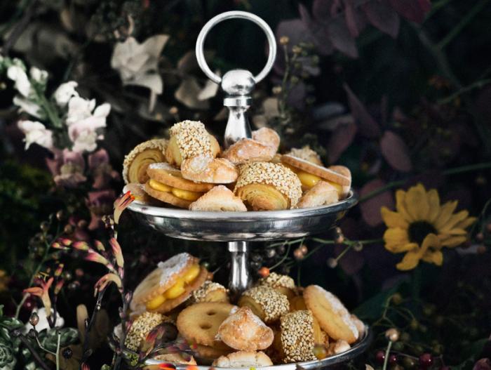 Tre sorters kakor av Magnus Johansson.