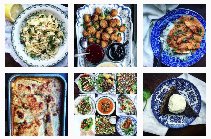 Vegetarisk matblogg som ar nominerad till matbloggpriset.