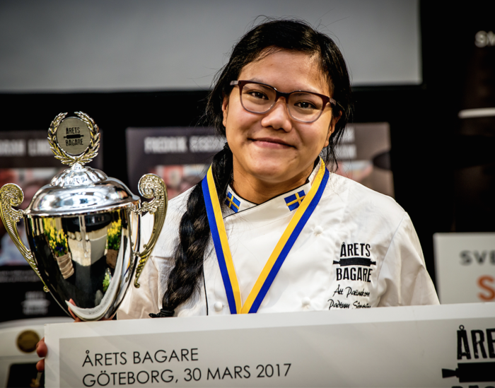 Årets bagare 2017
