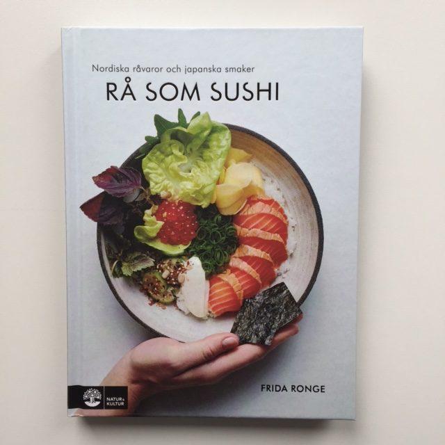 Boktipset - Ra som sushi 3