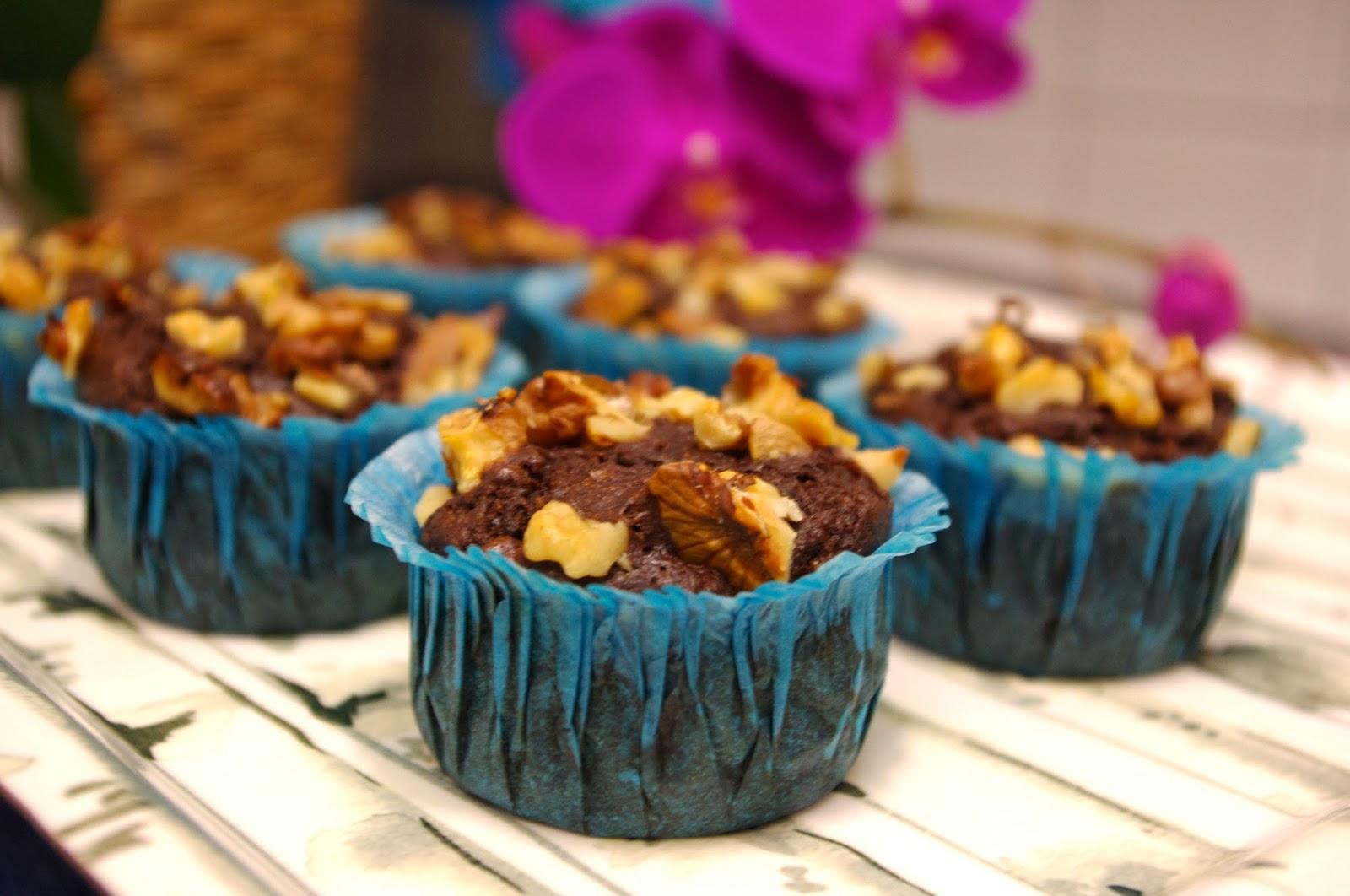 mandelmjöl recept muffins