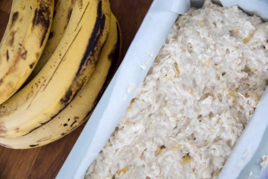 Snabbt och supergott bananbröd