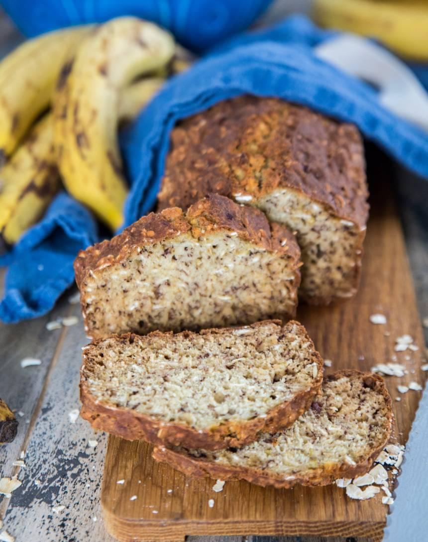 Läckert bananbröd som är både en kelt och gott
