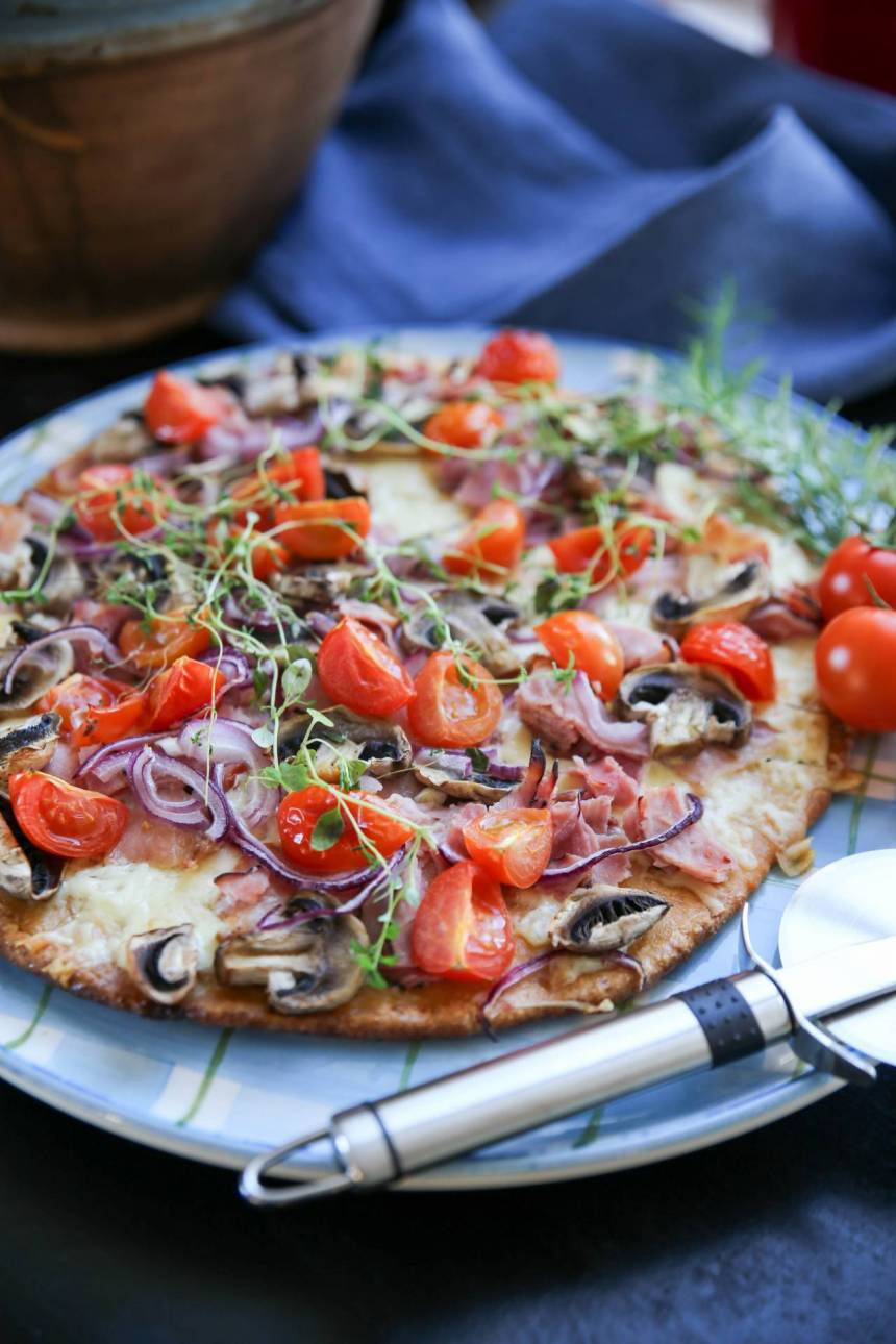 glutenfri pizza mästarnas mästare