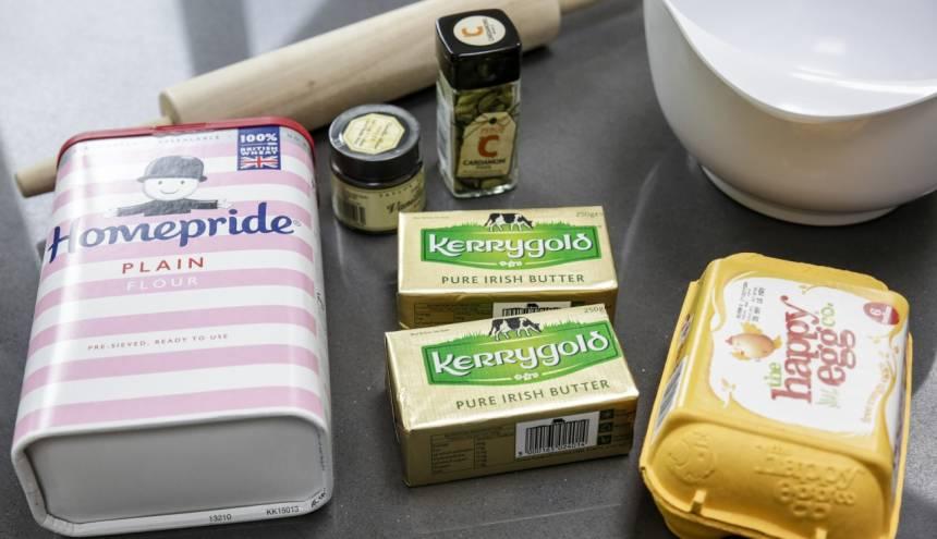 engelska ingredienser